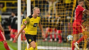 Дубль Холанда оказался победным для «Боруссии» Дортмунд