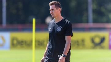 Клозе может возглавить молодежную сборную Германии