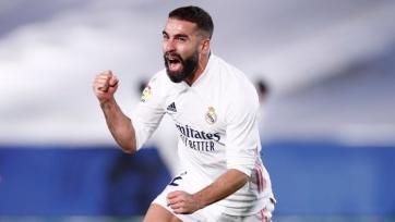 Карвахаль снова попал в лазарет «Реала»