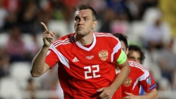 Дзюба отказался от приглашения в сборную России