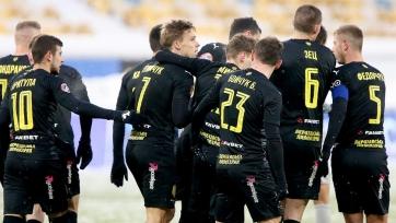 «Рух» вышел в 1/8 финала Кубка Украины