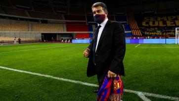 Лапорта призвал болельщиков «Барселоны» сохранять спокойствие