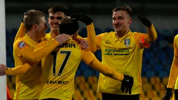 «Александрия» вышла в 1/8 финала Кубка Украины