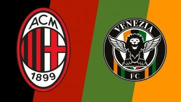 «Милан» – «Венеция». 22.09.2021. Где смотреть онлайн трансляцию матча