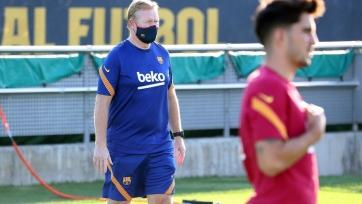Куман рассказал, при каких обстоятельствах покинет «Барселону»
