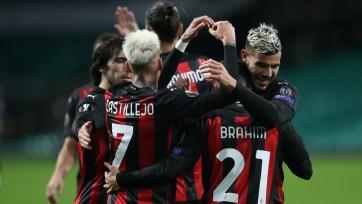Семь игроков «Милана» пропустят ближайший матч команды