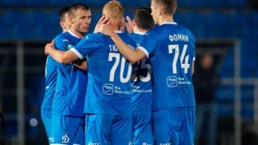 Кубок России: «Динамо» Москва и «Арсенал» победили, «Химки» оказались биты