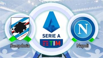 «Сампдория» – «Наполи». 23.09.2021. Где смотреть онлайн трансляцию матча