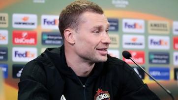 Березуцкий: «Тяжелая игра, но я доволен»