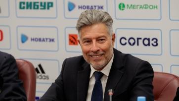 Витор Перейра возглавил Департамент судейства РФС