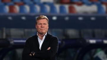 «Барселона» уволит Кумана, если не обыграет «Кадис»