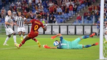 «Рома» - «Удинезе» - 1:0. Обзор матча и видео гола