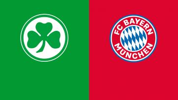 «Гройтер Фюрт» – «Бавария». 24.09.2021. Где смотреть онлайн трансляцию матча