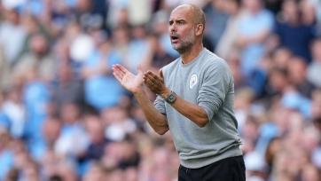Гвардиола рассказал, как «Манчестер Сити» будет играть без нападающего
