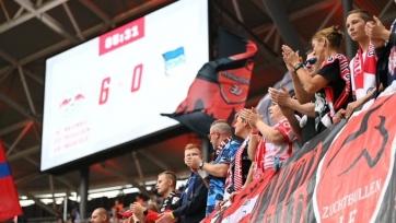 «РБ Лейпциг» - «Герта» - 6:0. Обзор матча и видео голов