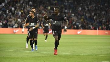 «ПСЖ» добыл восьмую подряд победу, «Лион» не справился с «Лорьяном»