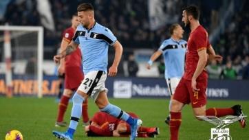 «Лацио» – «Рома». 26.09.2021. Где смотреть онлайн трансляцию матча