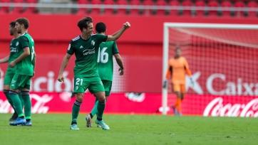 «Осасуна» обыграла «Мальорку» в результативном поединке