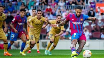 «Барселона» уверенно переиграла «Леванте»