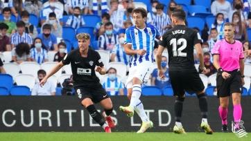 «Реал Сосьедад» и «Райо Вальекано» выиграли свои матчи в Ла Лиге