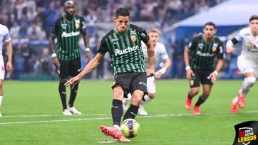 «Марсель» потерпел первое поражение в сезоне