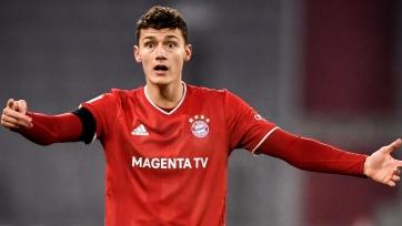 Защитник «Баварии» дисквалифицирован на 2 матча