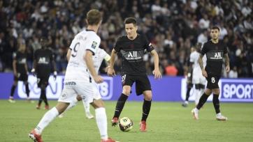 «ПСЖ» опубликовал заявку на матч против «Манчестер Сити»