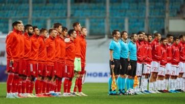 Молодежная сборная России: состав на матчи с Северной Ирландией и Литвой