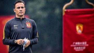 Каннаваро покинул пост главного тренера «Гуанчжоу Эвергранд»