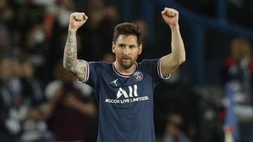 Месси и Бензема установили рекорд Лиги чемпионов