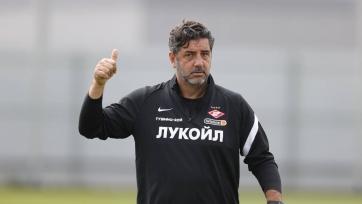 Витория рассказал о кадровых проблемах «Спартака» перед матчем с «Наполи»