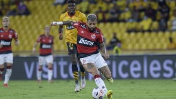 «Фламенго» стал вторым финалистом Кубка Либертадорес