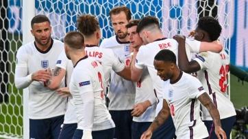 Опубликован состав сборной Англии на октябрьские матчи