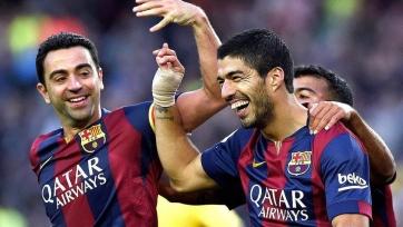 Суарес: «Не советую Хави возглавлять «Барселону»
