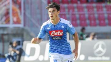 Элмаз забил самый быстрый мяч итальянских команд в Лиге Европы