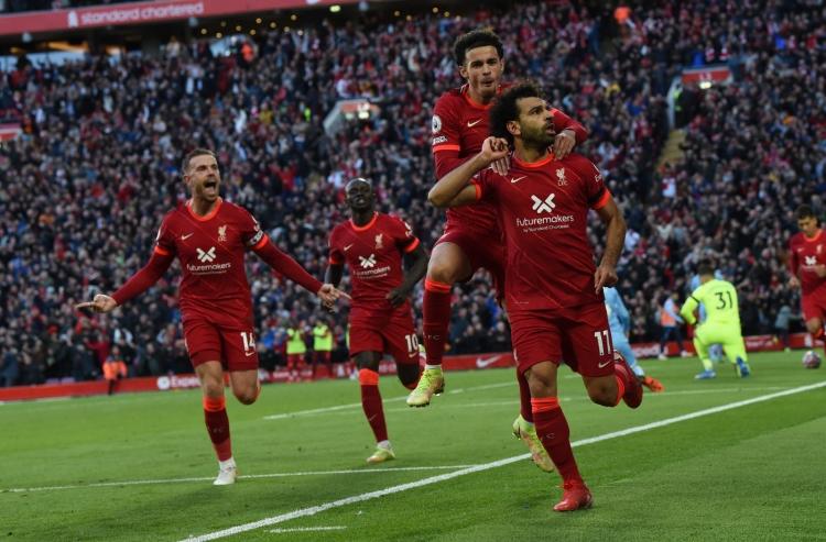 «Ливерпуль» – «Манчестер Сити» – 2:2. Обзор матча и видео голов