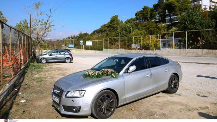 В Греции найден мертвым в машине защитник одного из клубов 4-го дивизиона. Фото