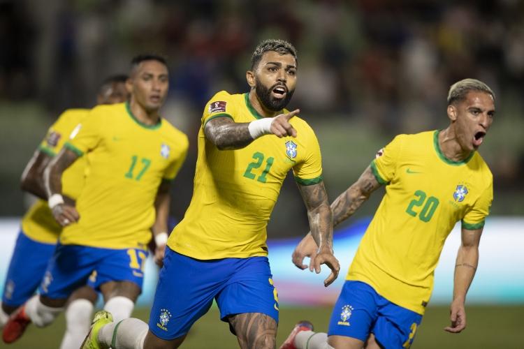 Венесуэла – Бразилия – 1:3. Обзор матча и видео голов
