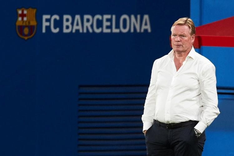 Рекордсмен-неудачник. Как «Барселона» пробивает дно при Кумане