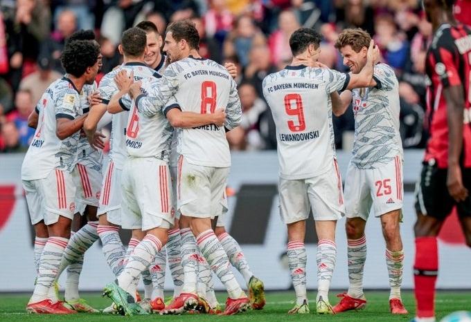 «Байер» - «Бавария» - 1:5. Обзор матча и видео голов