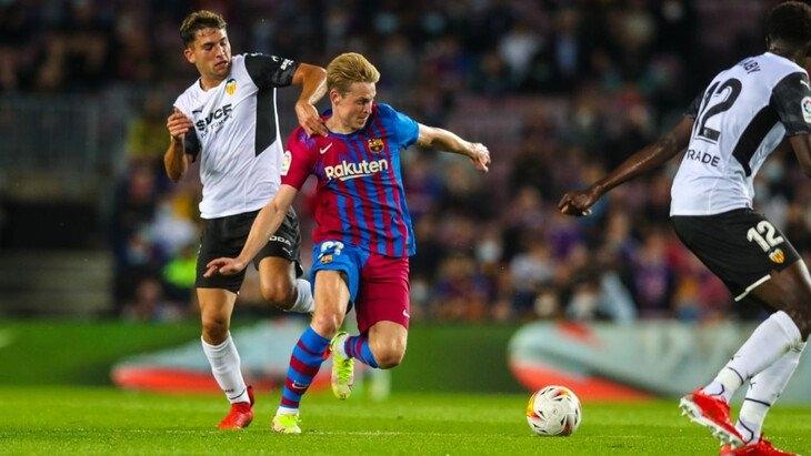 «Барселона» - «Валенсия» - 3:1. Обзор матча и видео голов