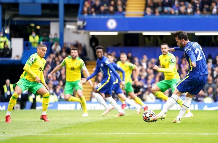 «Челси» – «Норвич» – 7:0. Обзор матча и видео голов