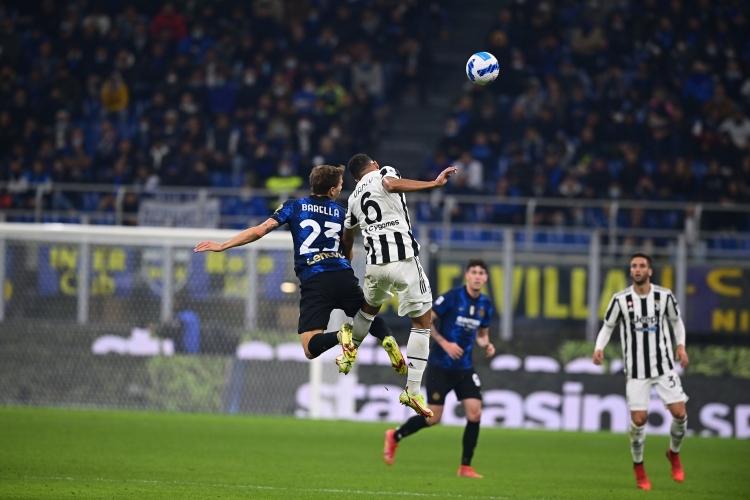 «Интер» – «Ювентус» – 1:1. Обзор матча и видео голов
