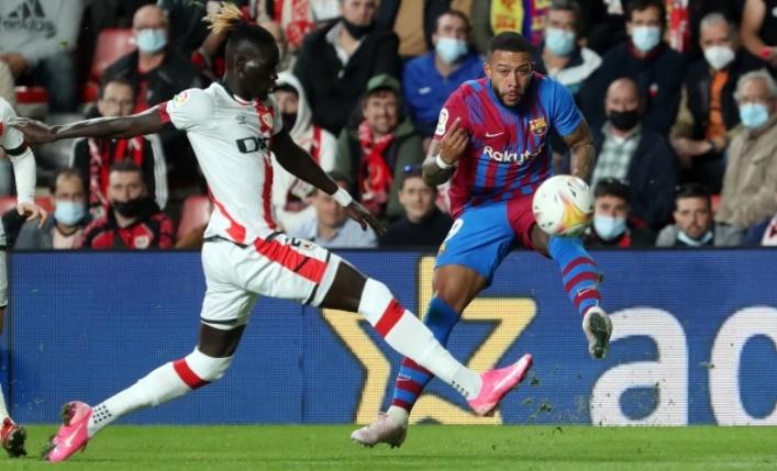 «Райо Вальекано» - «Барселона» - 1:0. Обзор голов и видео матча