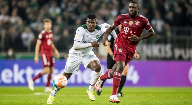 «Боруссия» Менхенгладбах – «Бавария» - 5:0. Обзор матча и видео голов
