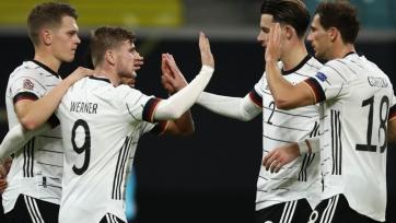 Стал известен состав сборной Германии на ближайшие матчи