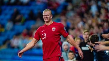 Холанд пропустит октябрьские матчи сборной Норвегии