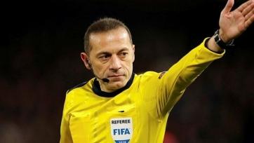 Турок Чакыр и его видеоассистент отстранены УЕФА от судейства