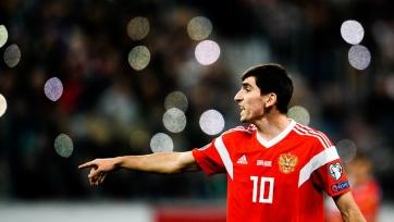 Бакаев довызван в сборную России