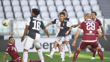 «Торино» – «Ювентус». 02.10.2021. Где смотреть онлайн трансляцию матча